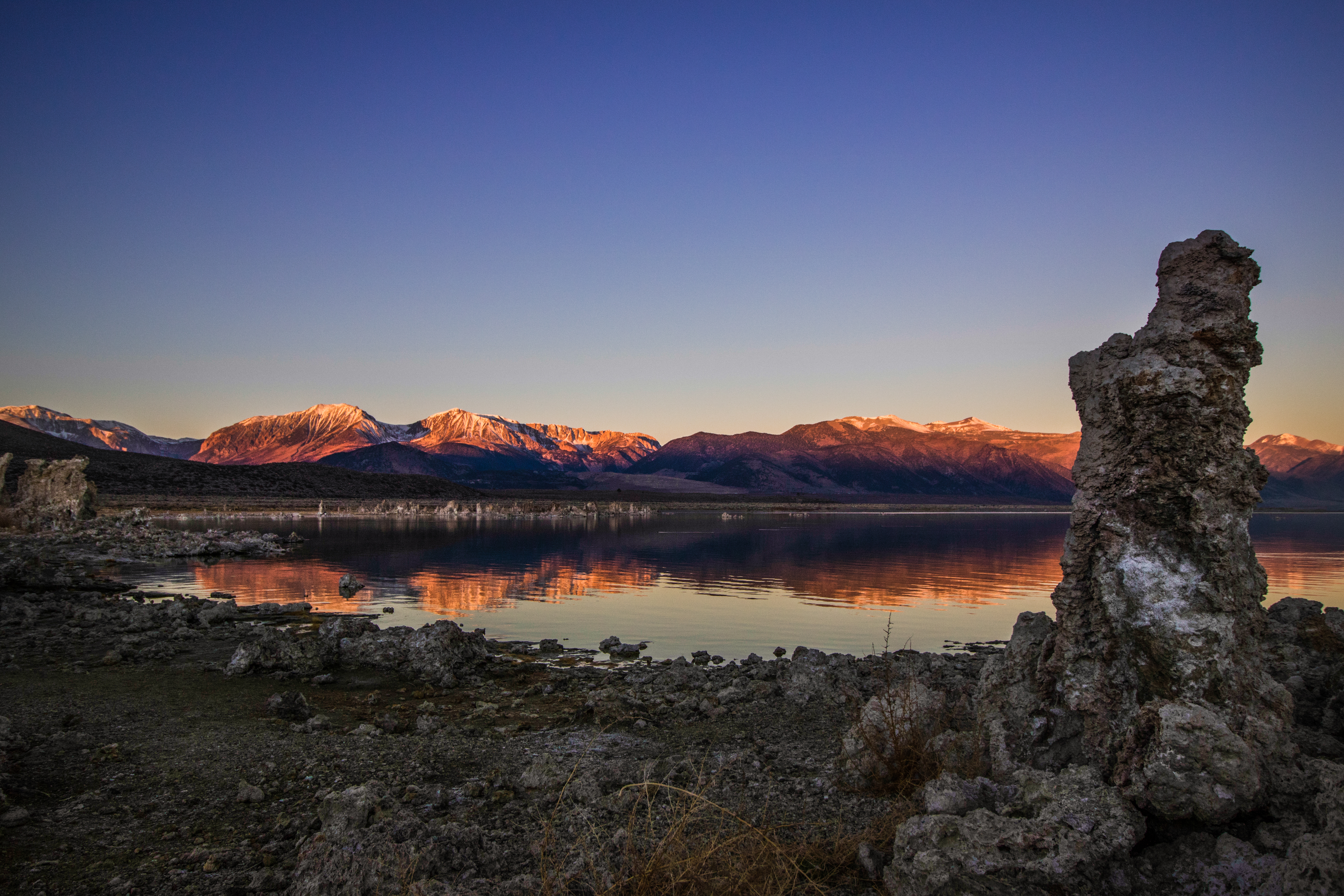 tufa with sunrise sierras closer-5222