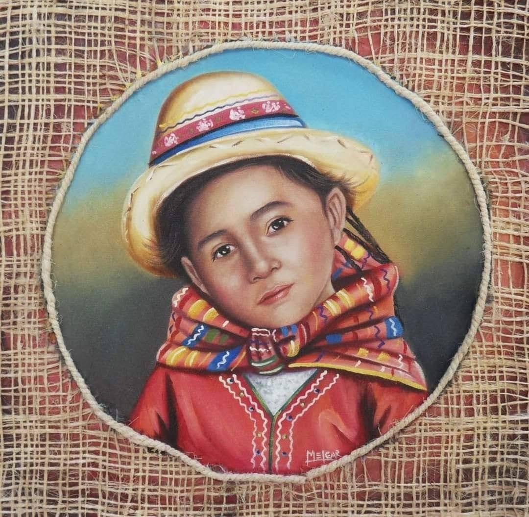 Julio Cesar Melgar 40x40