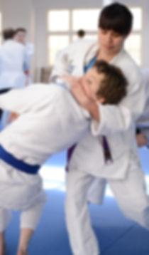 Ju Jitsu, Masterton