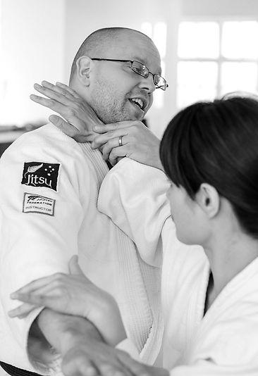 Judo and Ju Jitsu