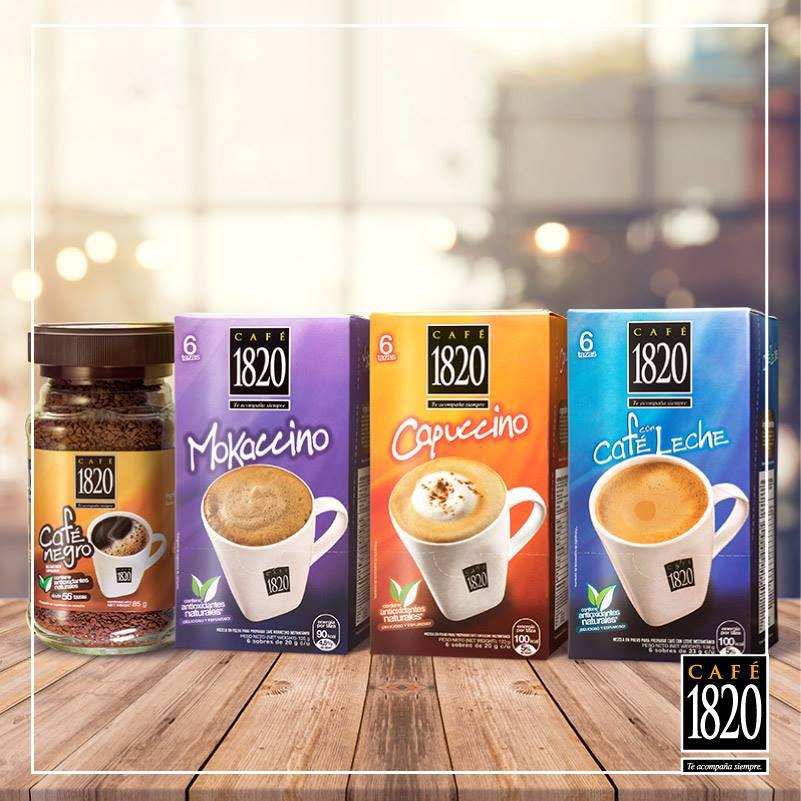 CAFÉ 1820