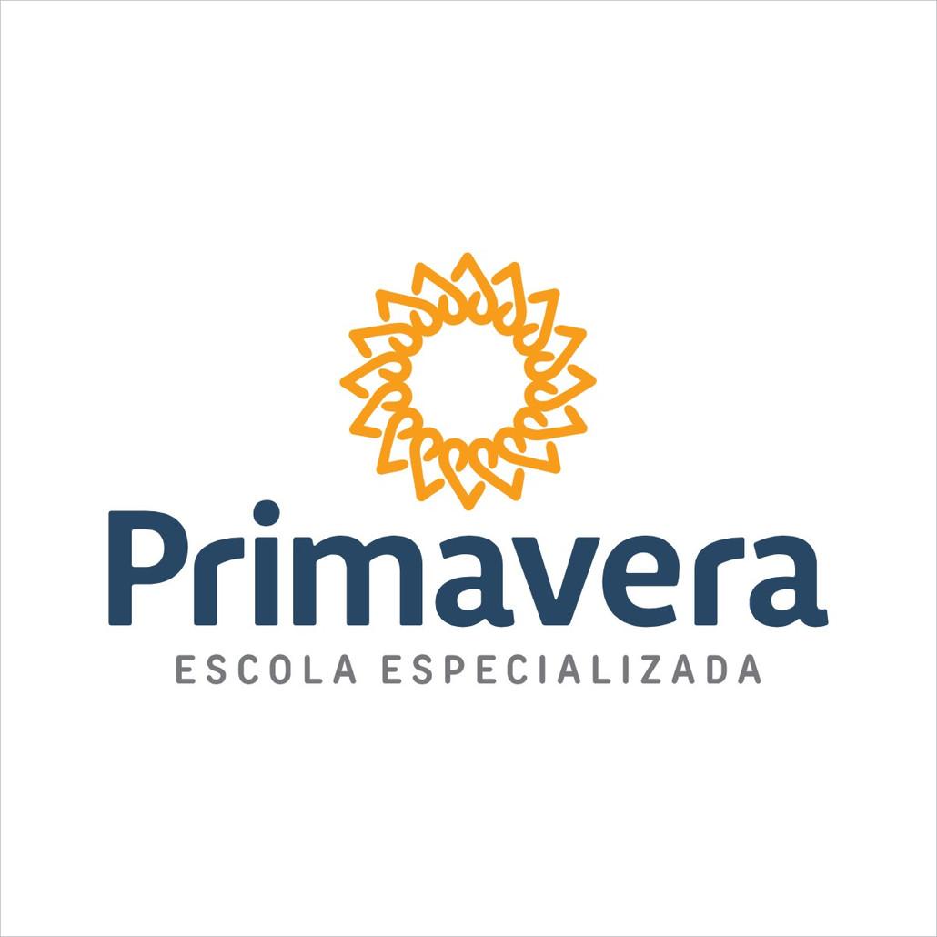 Logotipo da Escola Especializada Primavera