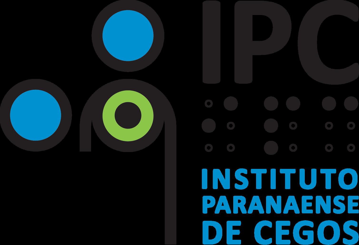 Logotipo do Instituto Paranaense de Cegos.