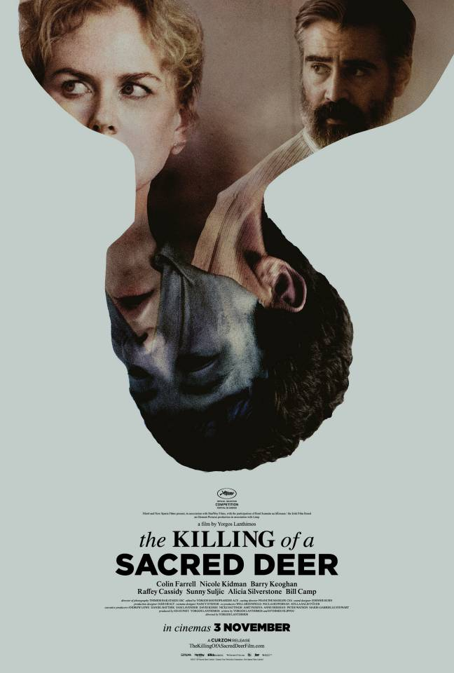 the killing of a sacred dear poster