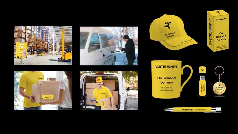PartRunner Branding