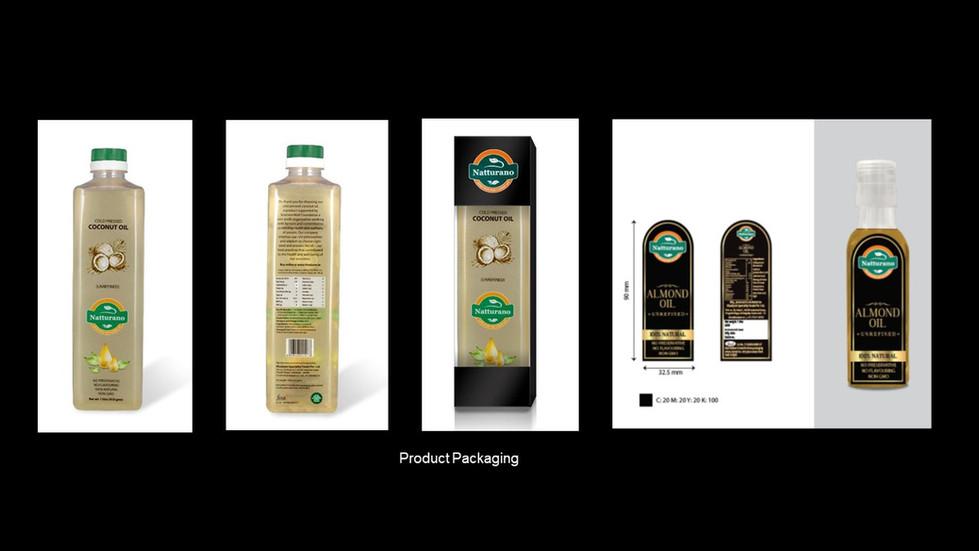 Khadayam Product Packaging