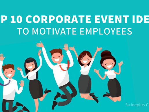 Top 10 Corporate Event Ideas to Motivate Employees