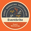 Eventbrite Event Marketing Certified Professional Badge