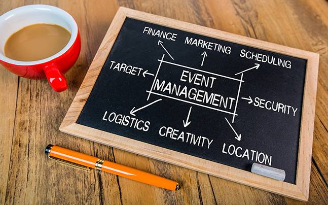 event manager skillsets