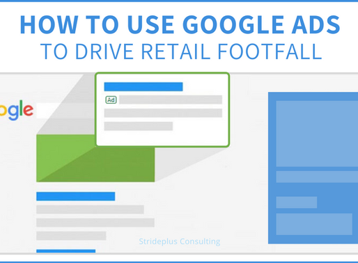 How to use Google Ads to drive retail footfall? Digital to physical