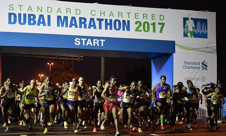 dubai marathon 2017