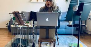 Verspannungen und Kopfschmerzen dank Online-Unterricht?