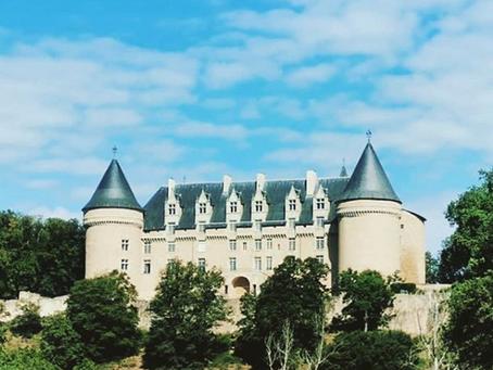 Places to visit: Château de Rochechouart