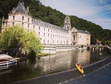 Places to visit: Brantome