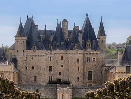 Places to visit: Château de Jumilhac