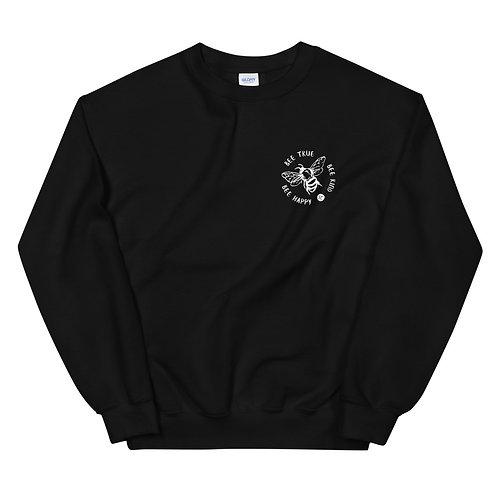 Bee Happy - Unisex Sweatshirt