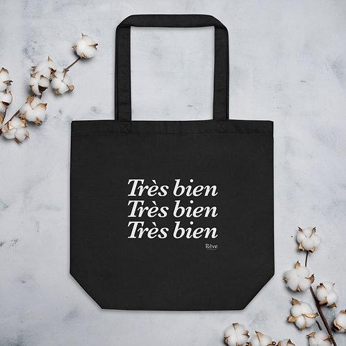 Tres bien - Eco Tote Bag