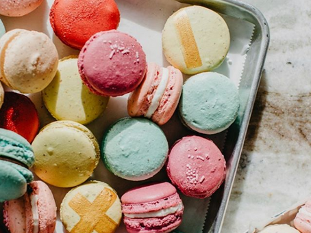 The wonder of Macarons.