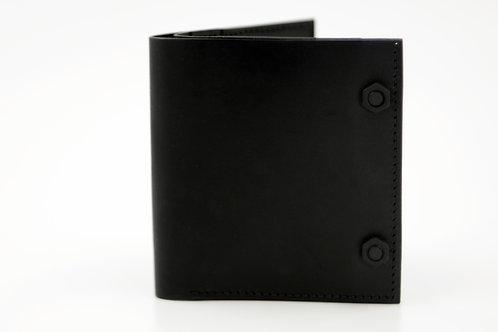 W-102' Wallet - Black