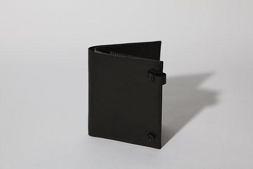 Helsinki' Travel Wallet - Black