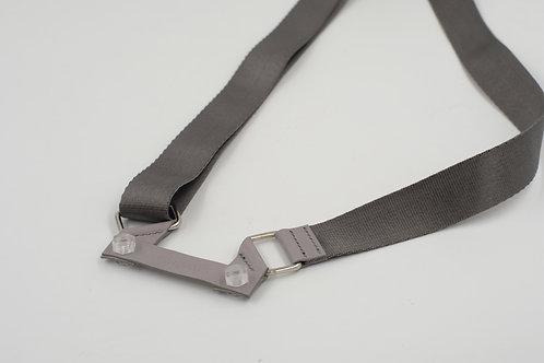 W-102' Straps 45 degree - Grey