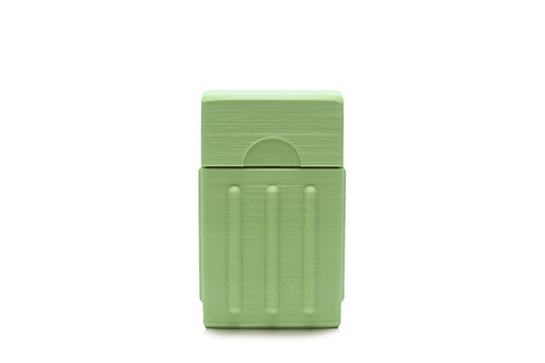 Cigg STL Box - Pastel Green