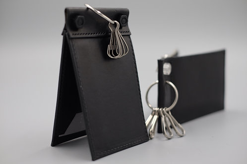 Warsaw' Wallet - Black