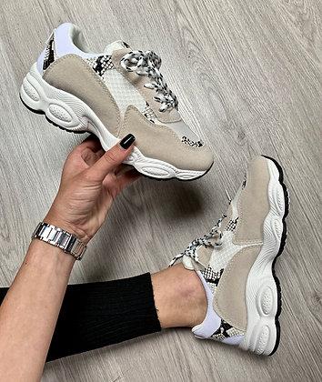 Sneakers - MODÈLE SNAKE