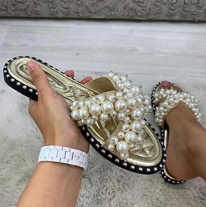 Sandales - MODÈLE PERLES
