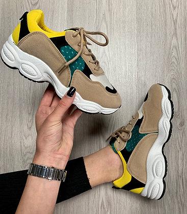 Sneakers - MODÈLE MALTE