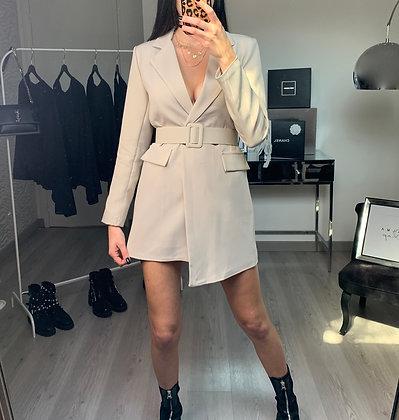 Robe blazer - MODÈLE EVA