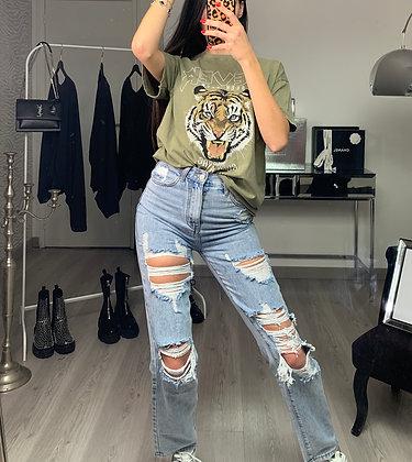 Jeans - MODÈLE MUM