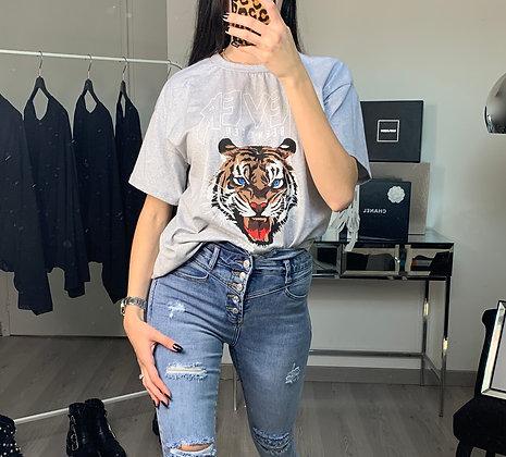 T-shirt - MODÈLE LIONA