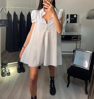 Robe chemise - MODÈLE NICOLE