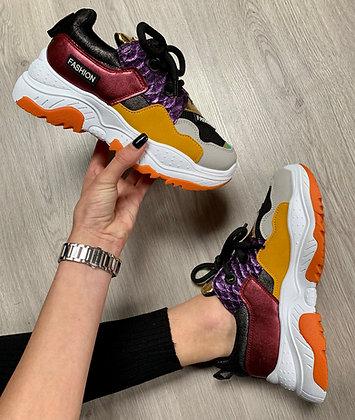 Sneakers - MODÈLE COLOUR