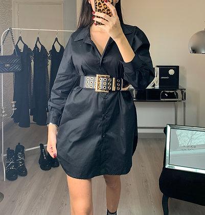 Robe chemise - MODÈLE NAIMA