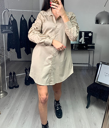 Robe chemise - MODÈLE JANA