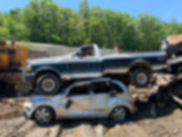 junk cars removal CT