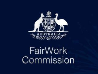 Meet the Fair Work Commission