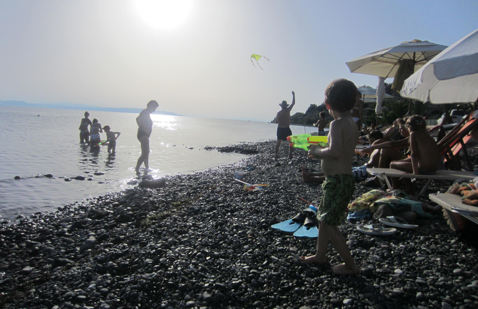 Alilea Beach Afternoon