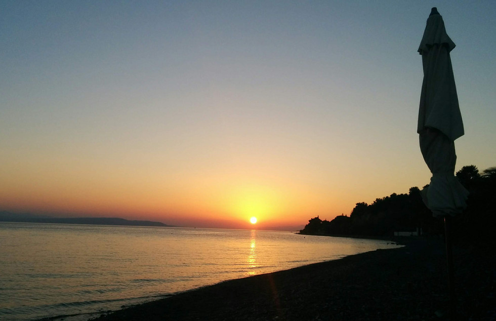 Alilea Calm Sunset