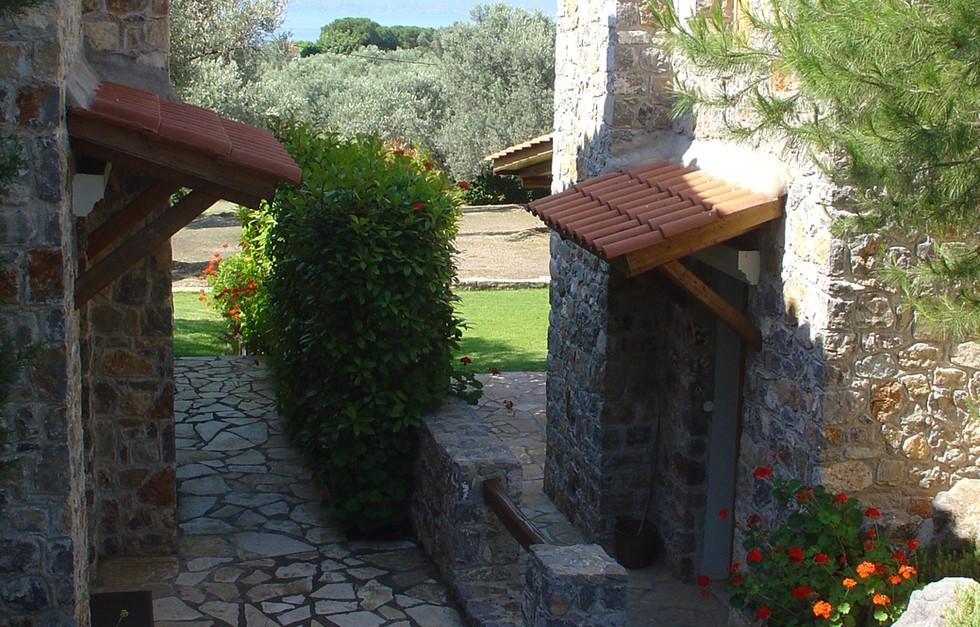 House Entrances