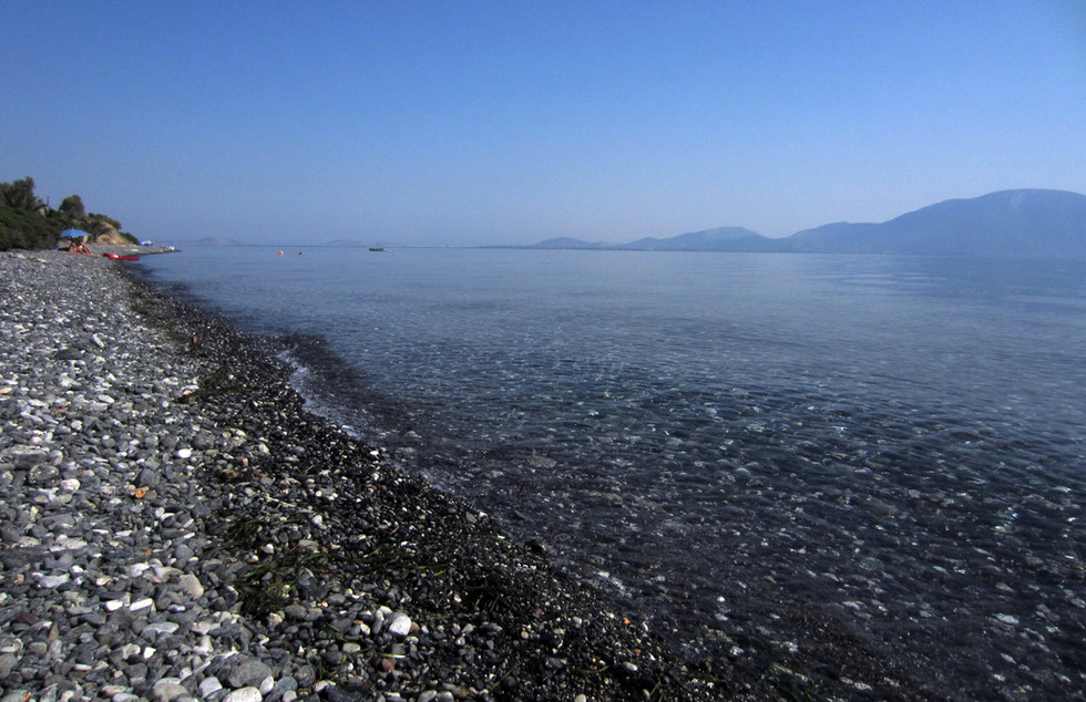 Alilea Beach Calm