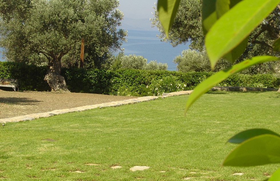 Garden and Seaview