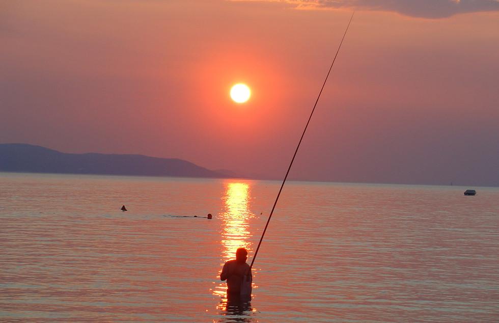 Alilea Beach Sunset