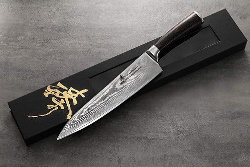"""סכין שף """"9.5 שישים ושבע שכבות"""