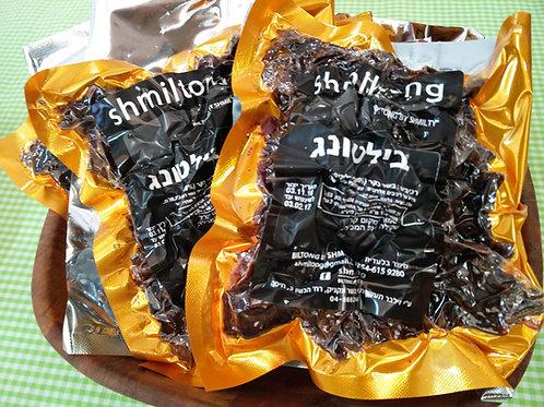 BILTONG -בשר מיובש בסגנון דרום אפריקאי בילטונג