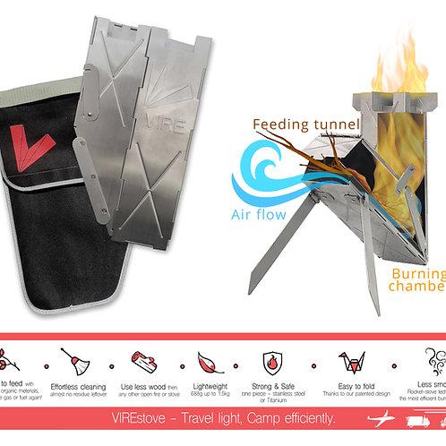 Vire stove - תנור שטח ווייר
