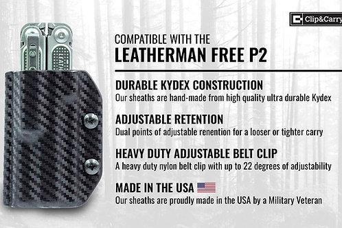 LETHEARMAN FREE P2 - נרתיק קיידקס ל
