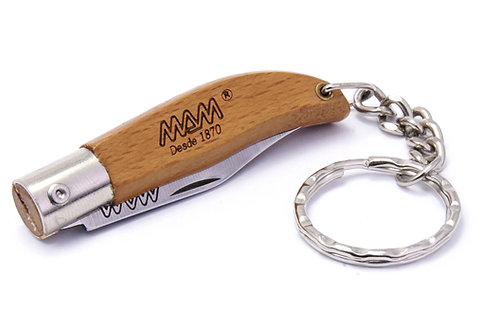 MAM Mini Pocket Knife With Key Ring - Iberica